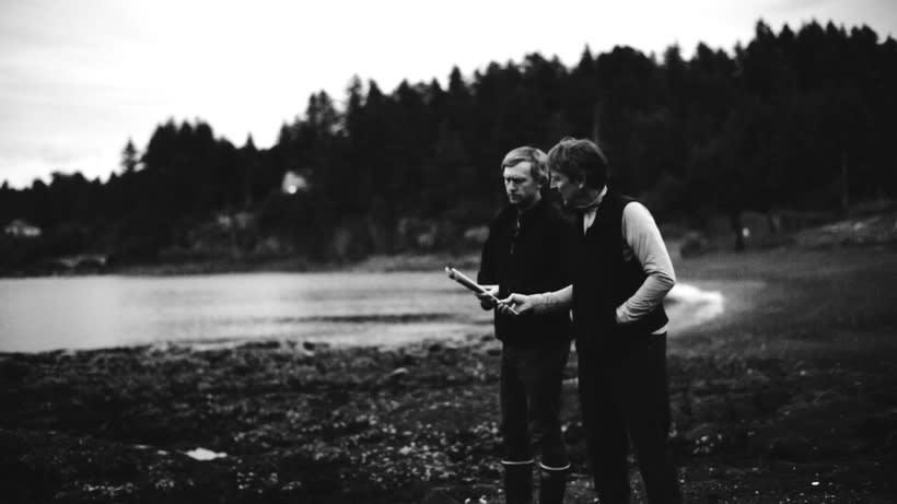 Mini doc. Van William, music and salmon.  12