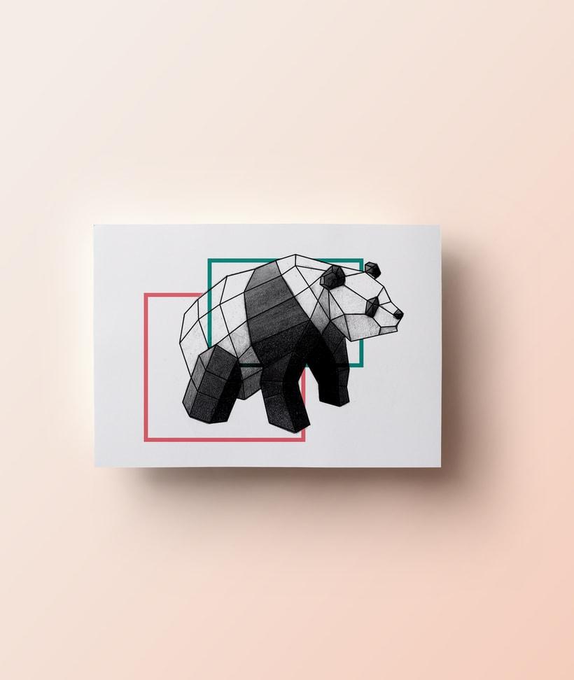 PANDA VECTOR  4