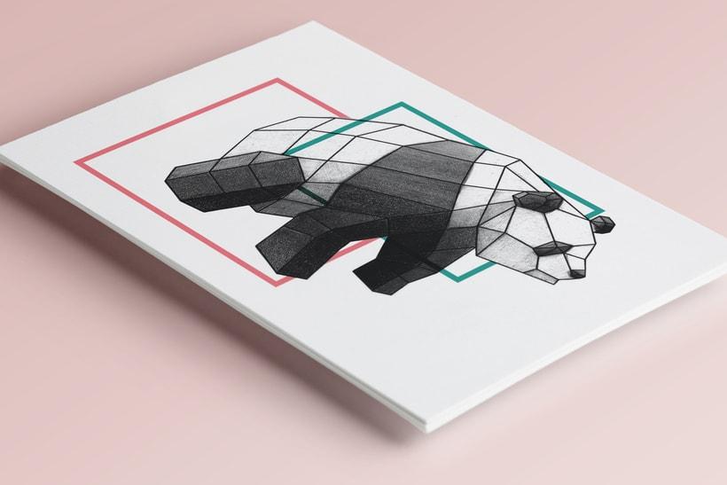 PANDA VECTOR  5