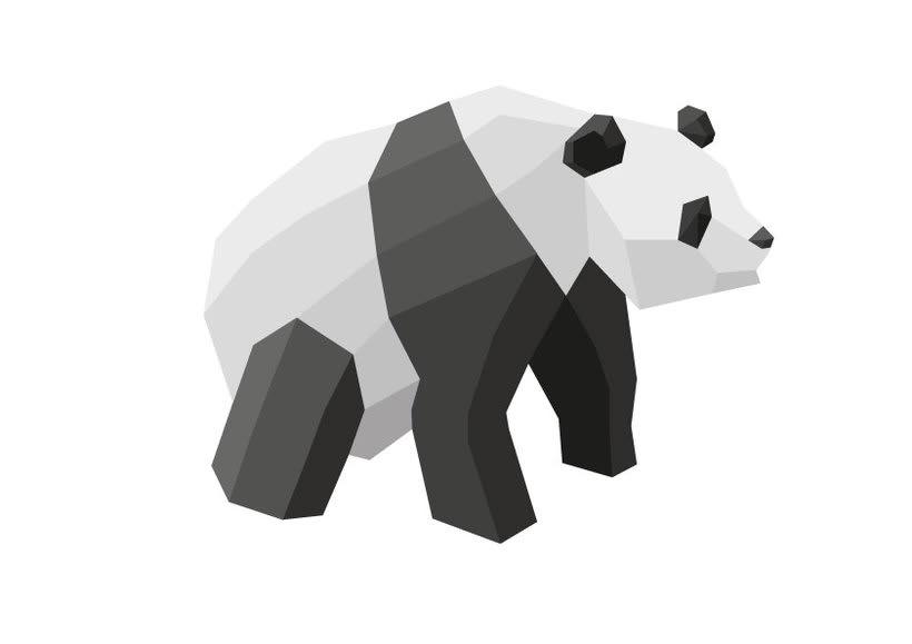 PANDA VECTOR  9
