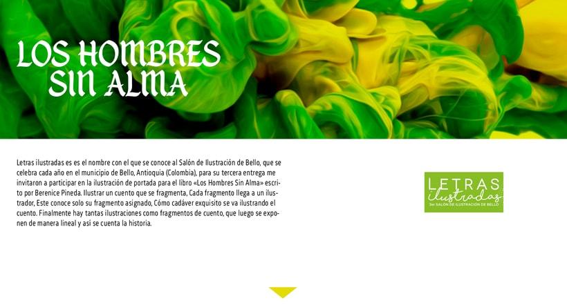 LOS HOMBRES SIN ALMA 0