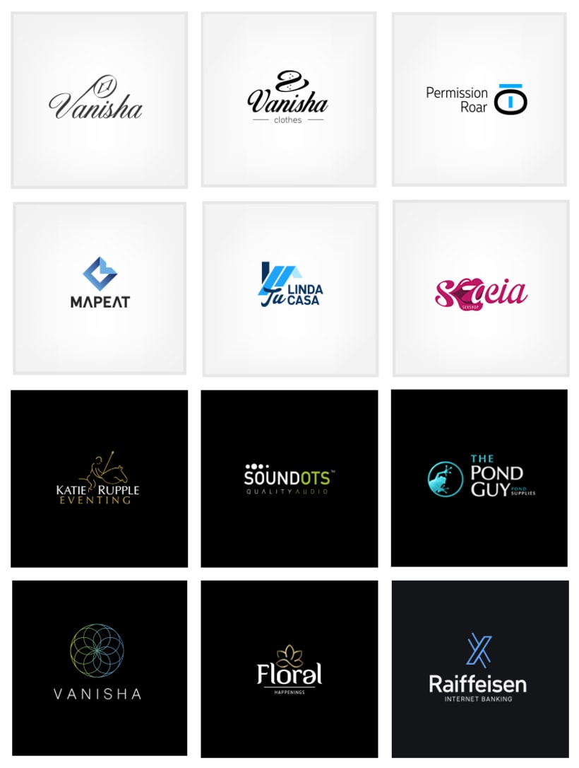 My Collection of Logos 1 -1