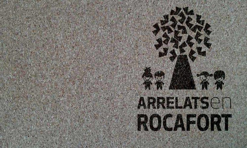 Identidad visual Arrelats en Rocafort 1