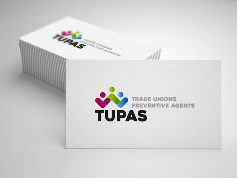 Marca TUPAS -1