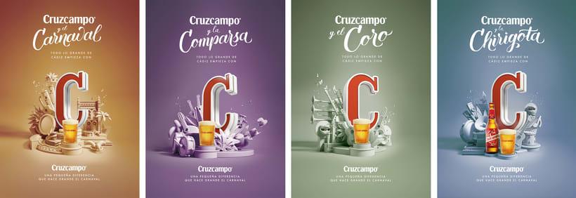 Cruzcampo y el Carnaval 11