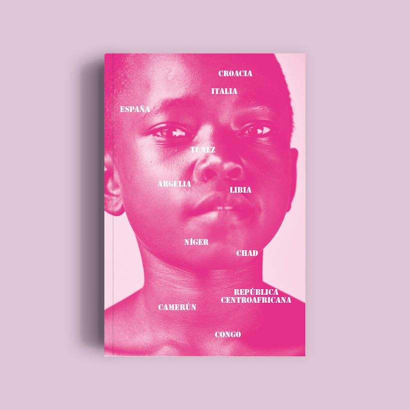 Bookcover: 11 fronteras -1