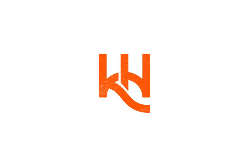 Mi Proyecto del curso: Diseño de monogramas con estilo KAME HAUSU 5