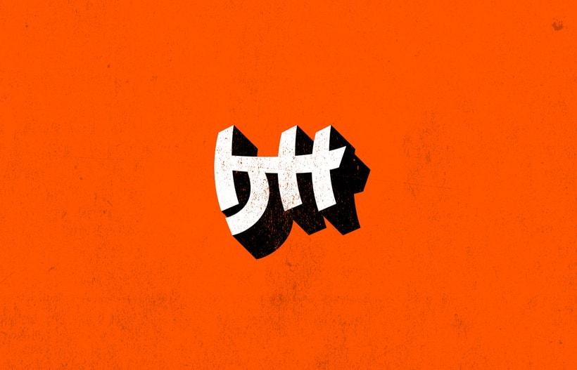 Mi Proyecto del curso: Diseño de monogramas con estilo KAME HAUSU 8