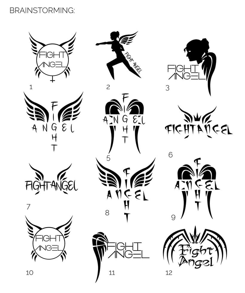 2016-2017 Logo & Brand Design 1