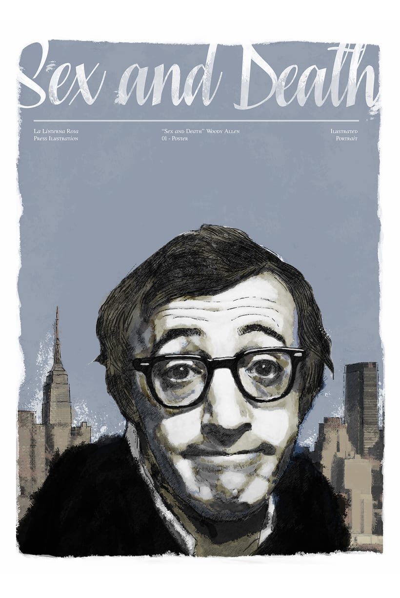 Sex and Death. Woody Allen  0