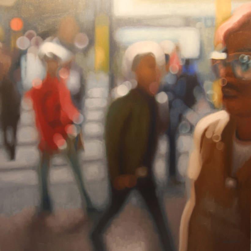 Pintando la realidad de un miope 17