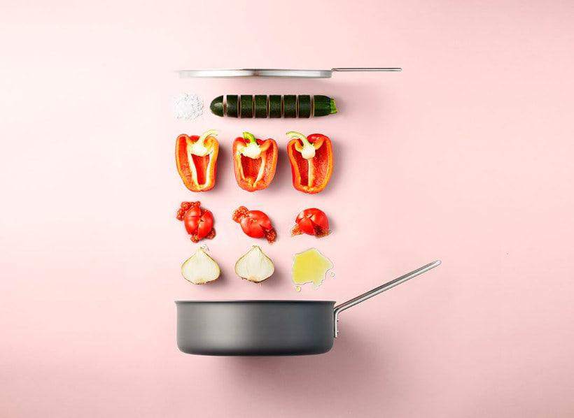 La fotografía gastronómica ordenada de Mikkel Jul Hvilshøj 1