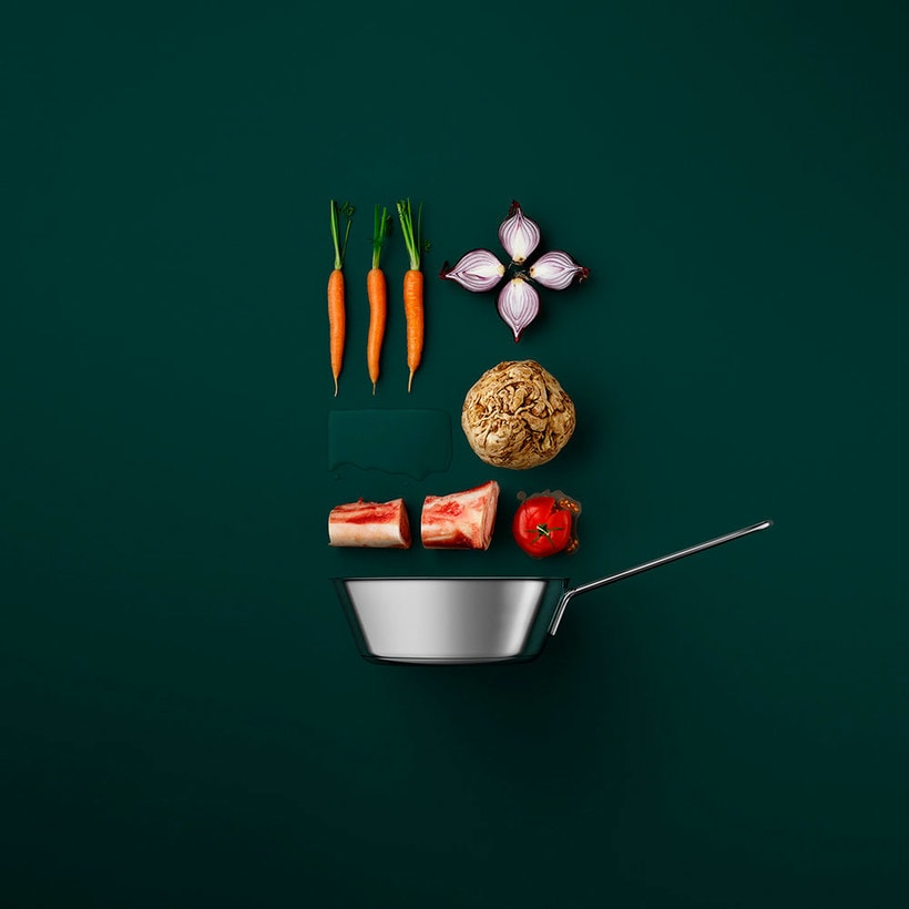 La fotografía gastronómica ordenada de Mikkel Jul Hvilshøj 5