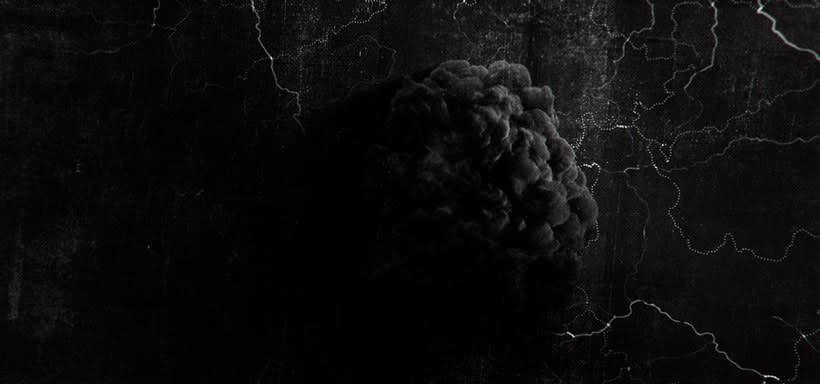 'Dust': un poema visual de Helio Vega sobre los conflictos 3
