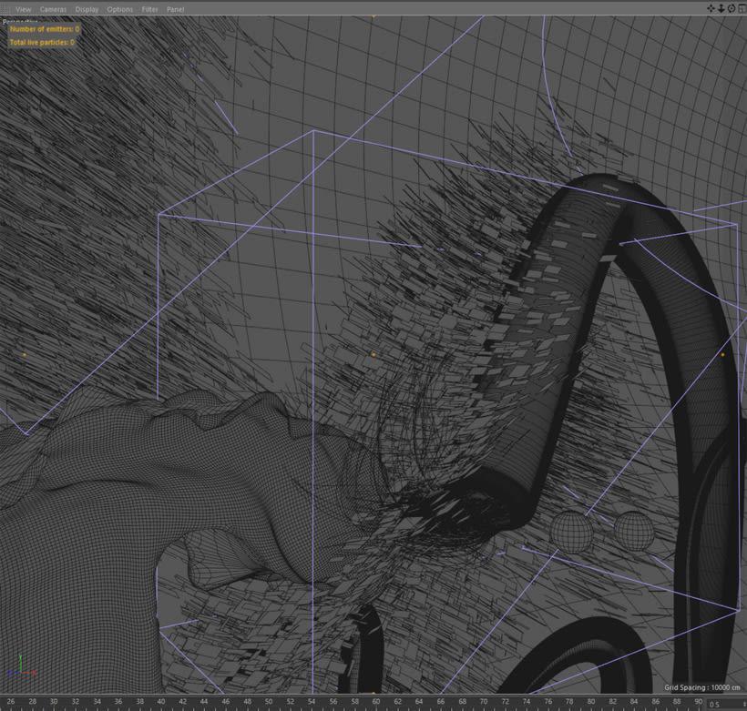 Lettering 3D: modelado y texturizado con Cinema 4D 2