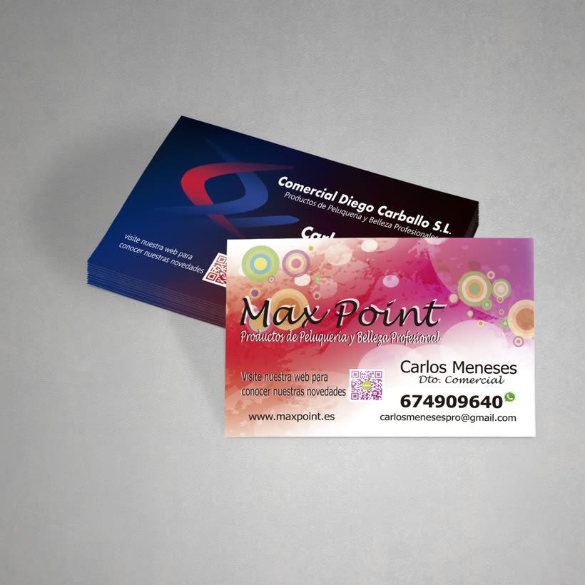 Proyectos Comercial Diego Carballo y Max Point 1