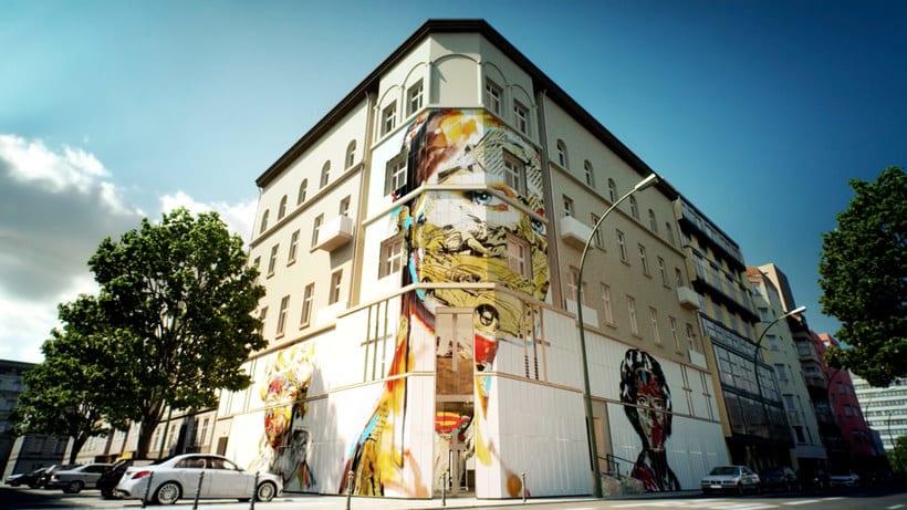 Abre en Berlín un museo del arte urbano 1