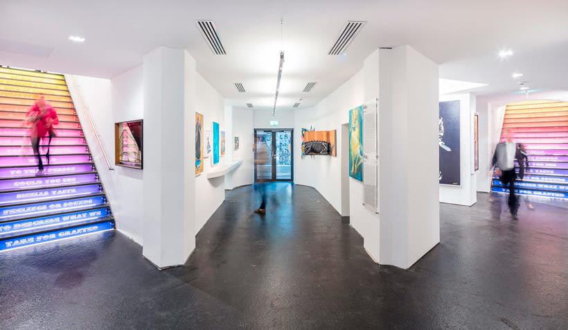 Abre en Berlín un museo del arte urbano 5