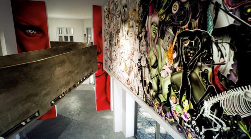 Abre en Berlín un museo del arte urbano 6