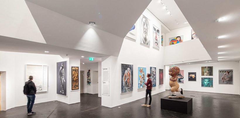Abre en Berlín un museo del arte urbano 7