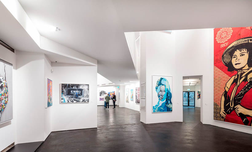 Abre en Berlín un museo del arte urbano 8
