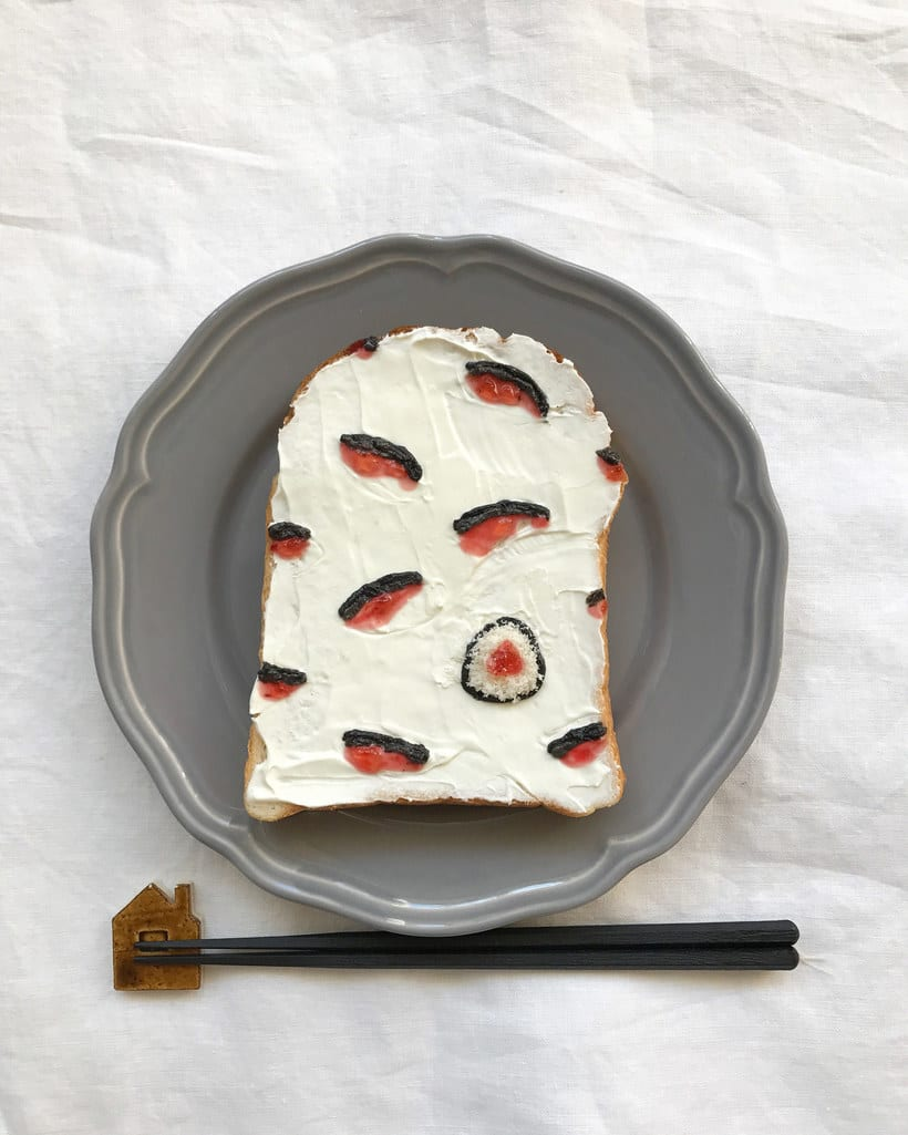 Cambiar lienzo por tostada ¿por qué no? 1