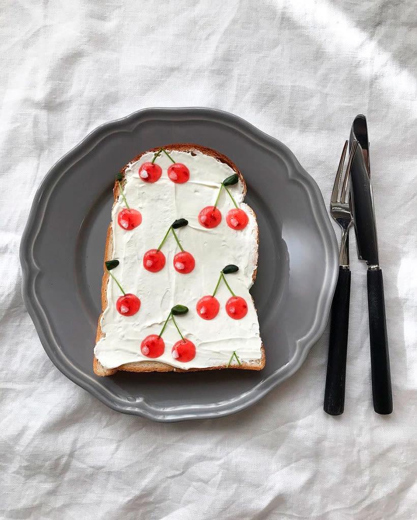 Cambiar lienzo por tostada ¿por qué no? 5