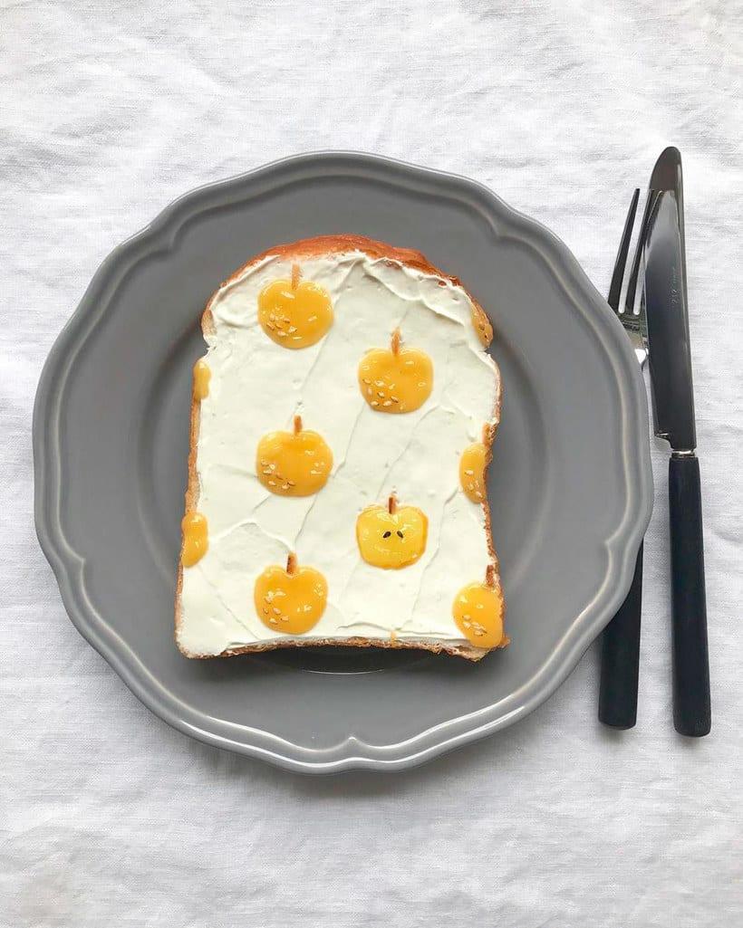Cambiar lienzo por tostada ¿por qué no? 8