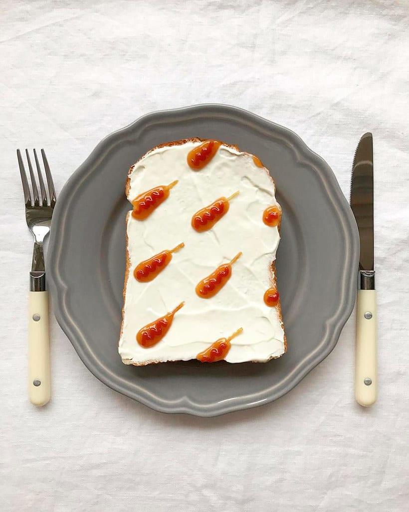 Cambiar lienzo por tostada ¿por qué no? 9