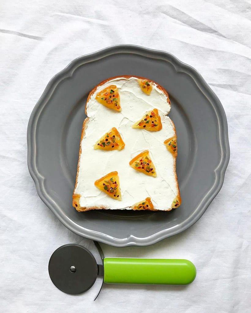 Cambiar lienzo por tostada ¿por qué no? 10