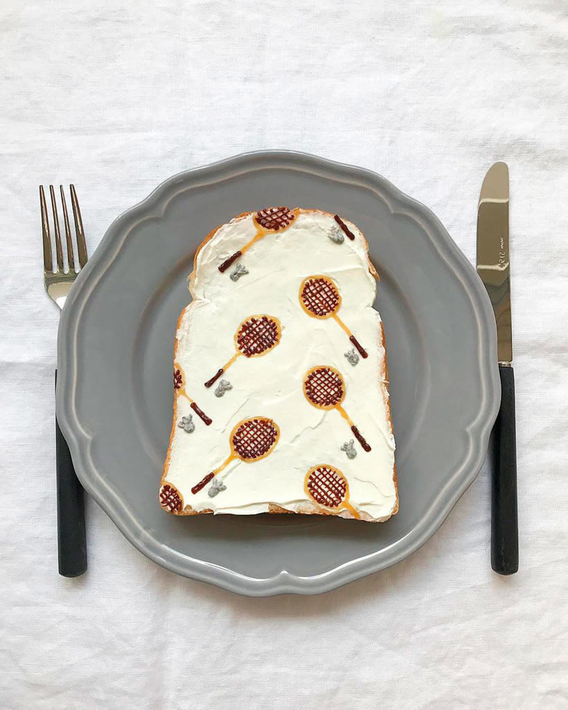 Cambiar lienzo por tostada ¿por qué no? 12