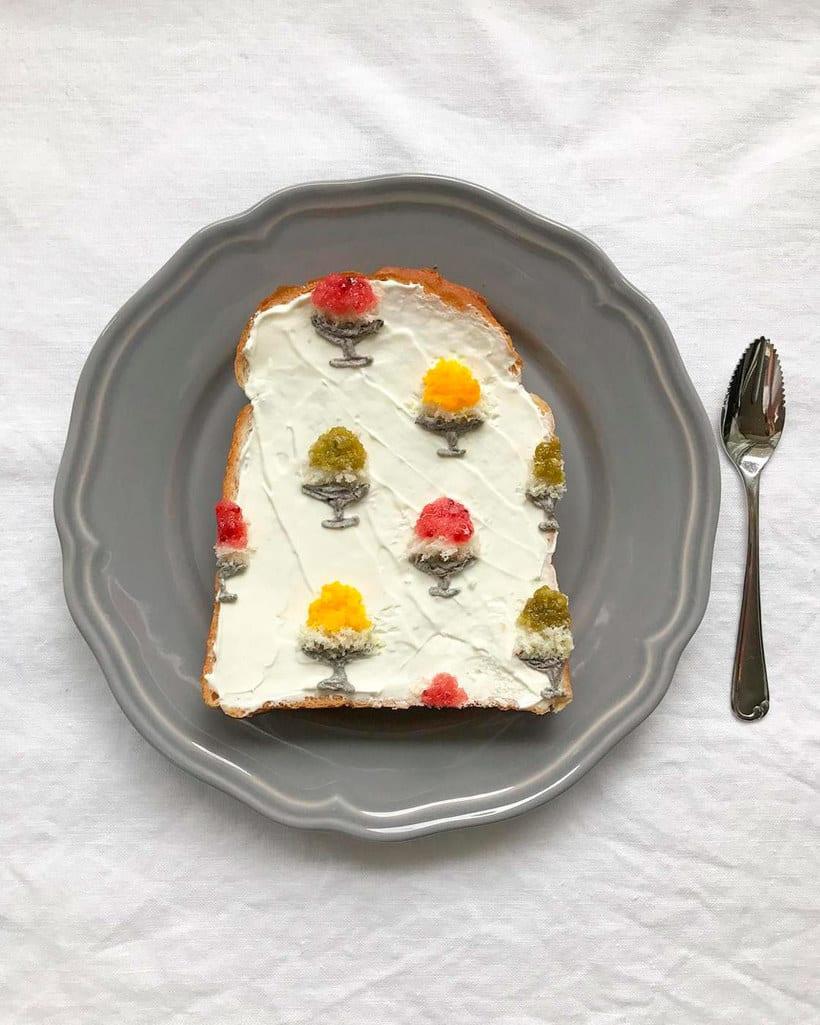 Cambiar lienzo por tostada ¿por qué no? 13