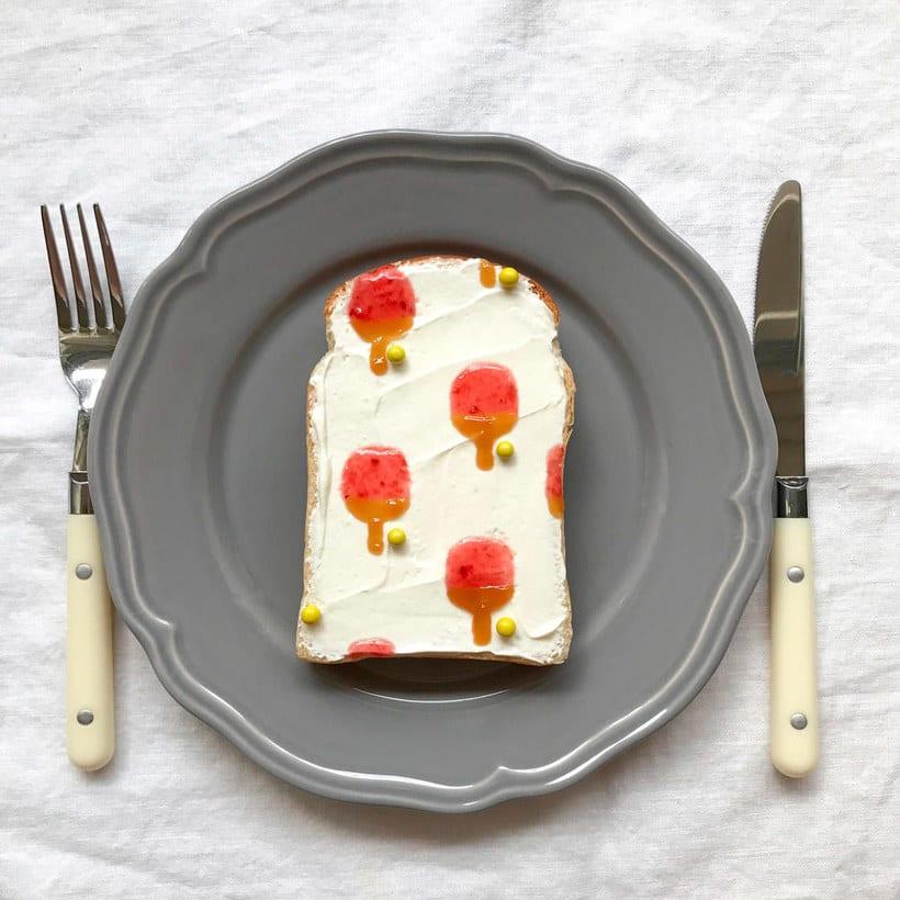Cambiar lienzo por tostada ¿por qué no? 15