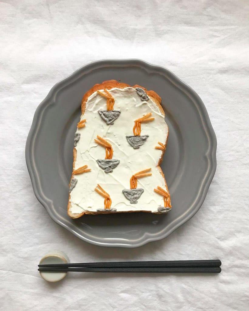 Cambiar lienzo por tostada ¿por qué no? 16