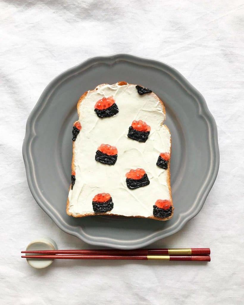 Cambiar lienzo por tostada ¿por qué no? 17