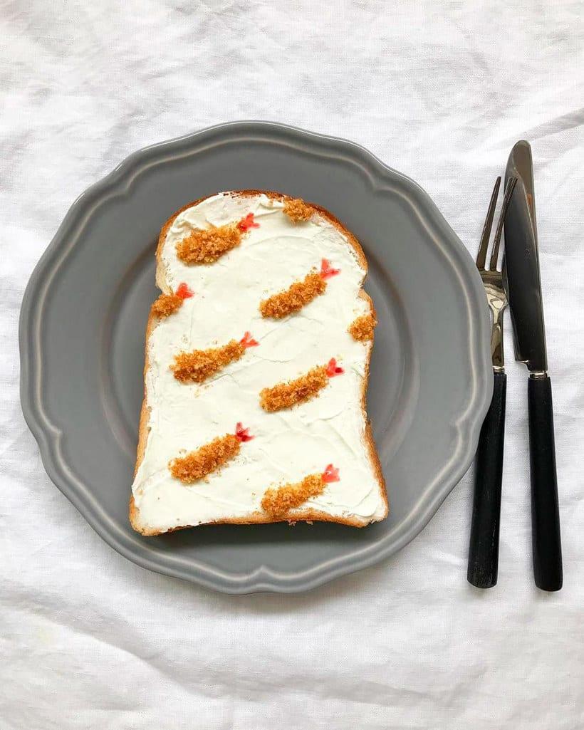 Cambiar lienzo por tostada ¿por qué no? 21