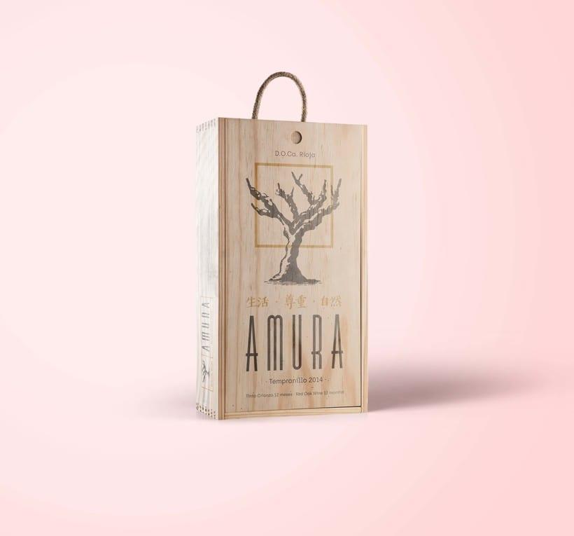 AMURA | D.O.Ca. Rioja 18