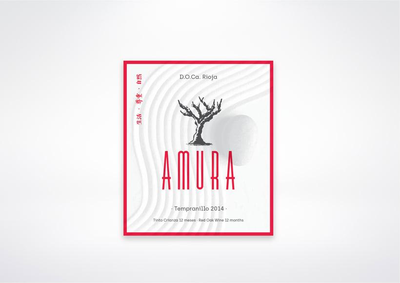 AMURA | D.O.Ca. Rioja 15
