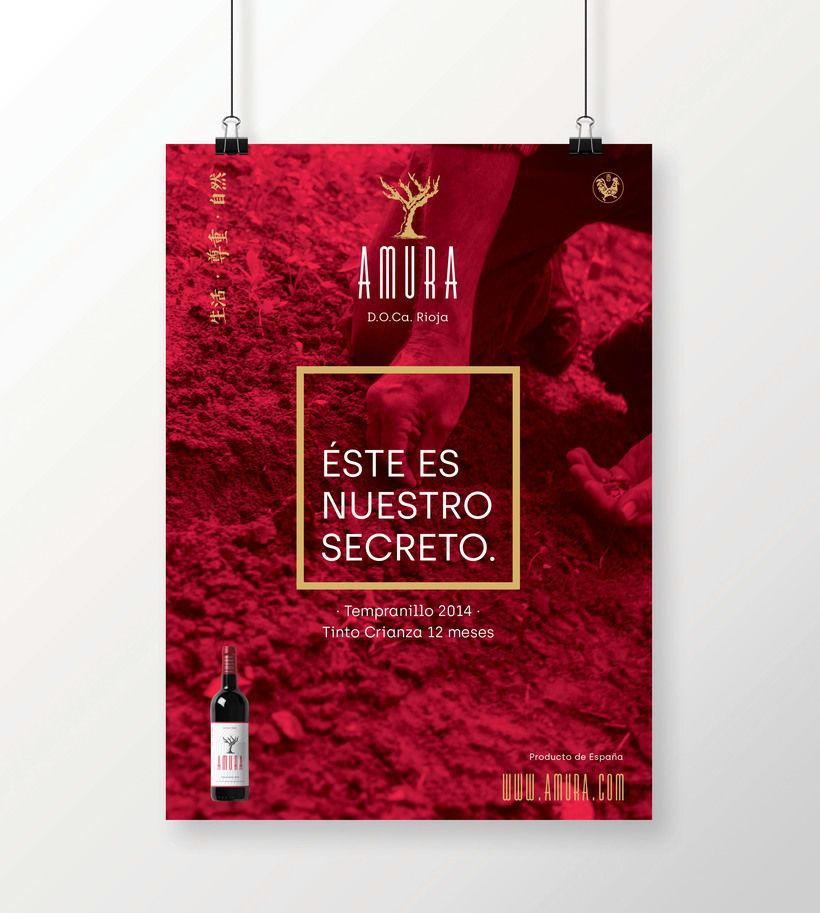 AMURA | D.O.Ca. Rioja 22