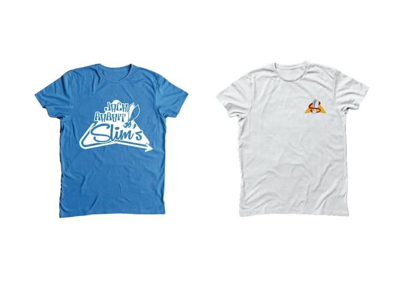 Mi Proyecto del curso: Tipografía y Branding: Diseño de un logotipo icónico Jack Rabbit Slim's 7