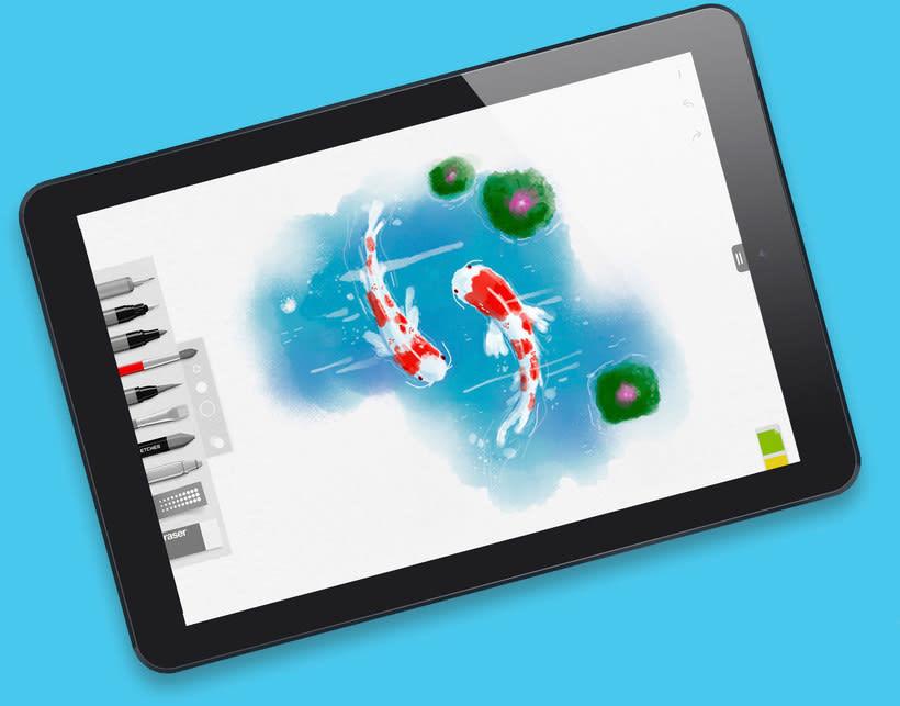 10 apps para ilustradores inquietos 6