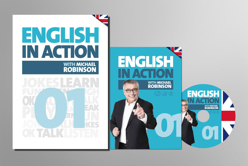 English in Action with Michael Robinson 0