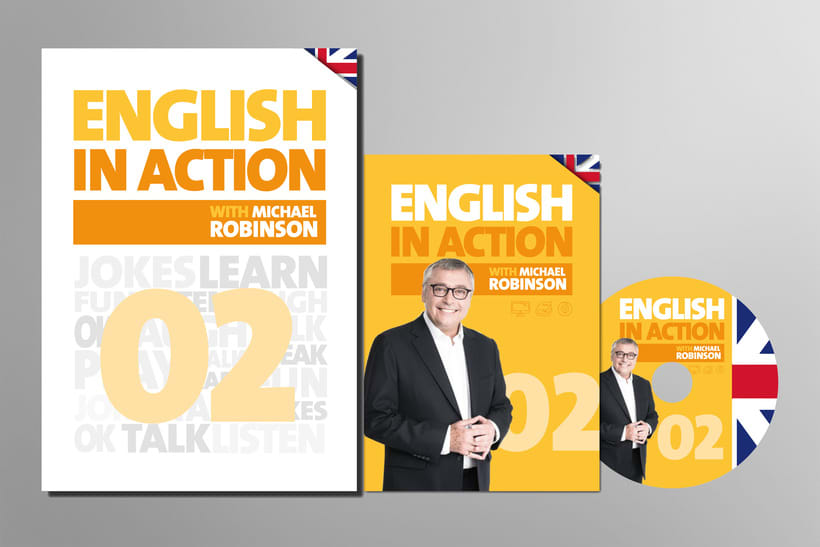 English in Action with Michael Robinson 1