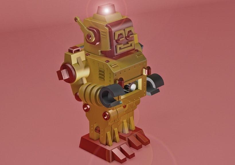 Mi Proyecto del curso: Mecha-Kaiju 2