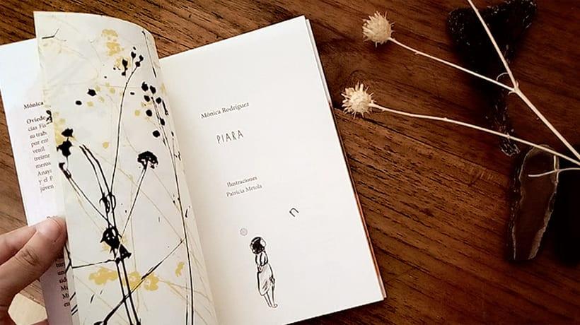 Piara. Ilustraciones y diseño. 7