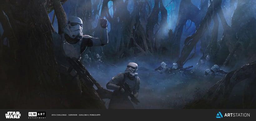 Star Wars Varios 9