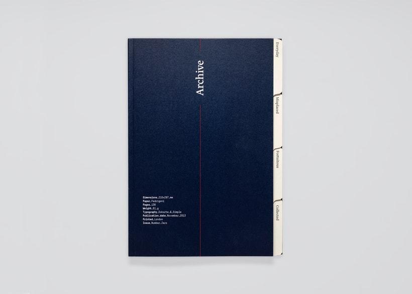 Archive Magazine 1