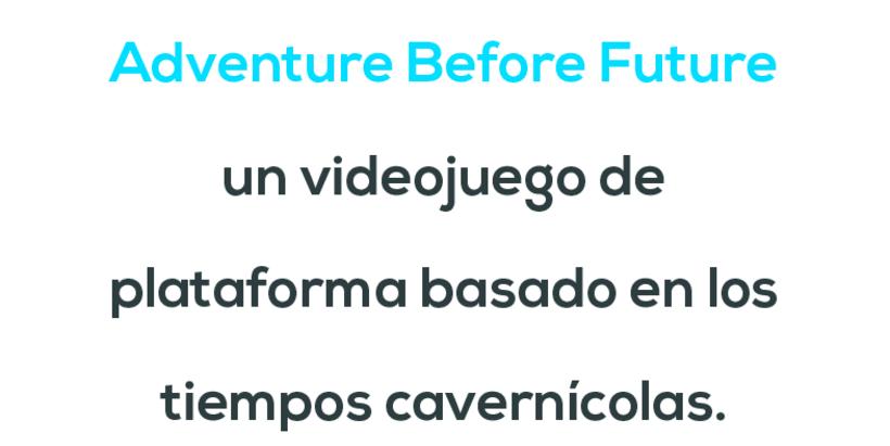 Adventure Before Future -1