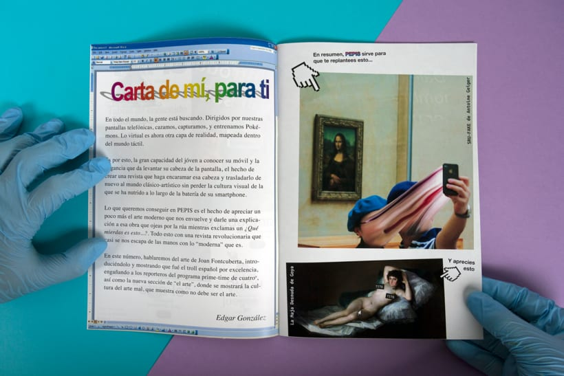 PEPIS magazine (Fanzine) 2