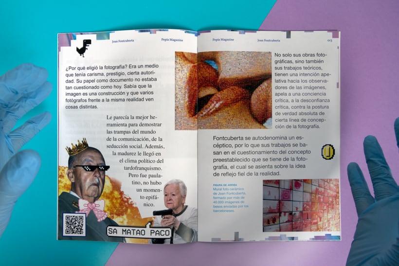 PEPIS magazine (Fanzine) 5